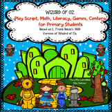 Wizard of Oz Play Script, Games, Worksheets and More!