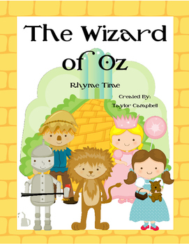 The Wizard of Oz - Rhyme Time