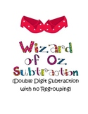 Subtraction: 2 digit subtraction without regrouping