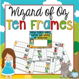 Wizard of Oz Ten Frames - Counting Days in School