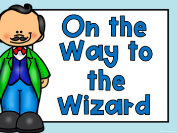 Wizard of Oz Theme Decor {Expansion Pack}