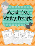 Wizard of Oz Writing Prompts