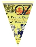 Wizard of Oz flag bunting