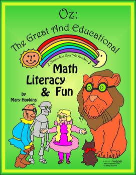 Wizard of Oz... the Great & Educational -- Math, Literacy
