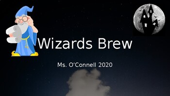Wizard's Brew Experiment
