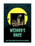Wizard's Race! Harry Potter Inspired Hundred's Chart Game