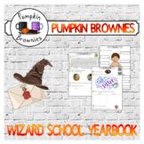 Wizard school yearbook