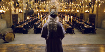 Wizarding Feasts and Food Lesson