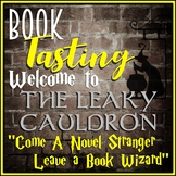 Wizarding World Leaky Cauldron Book Tasting Event Set Harry Potter Halloween