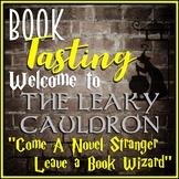 Wizard World Leaky Cauldron Book Tasting Event Set Hallowe