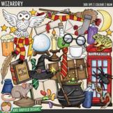 Wizard Clip Art