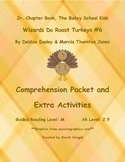 Wizards Do Roast Turkeys by Debbie Dadey Comprehension Packet