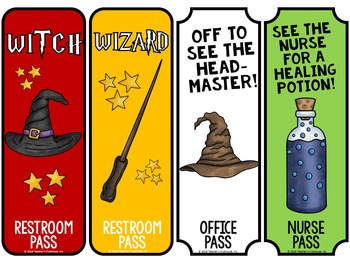 Wizards Theme Decor Pack