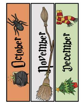 Wizards Unite and Harry Potter Classroom PBIS System, Decor, and More!