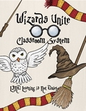 Wizards Unite and Harry Potter Classroom PBIS System, Deco