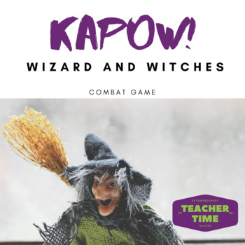Wizards and Witches combat game