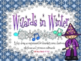 Wizards in Winter play along