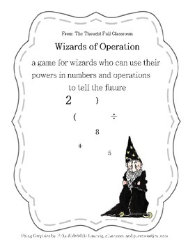 Wizards of Operations