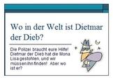 Wo in der Welt ist Dietmar der Dieb? (Countries & Languages)