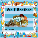 WOLF BROTHER - 7+ LESSONS - INTERACTIVE & EXCITING - INCLUDING SUPPORT MATERIALS