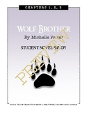 Wolf Brother, A Novel Study / Higher Level Questions & Uni