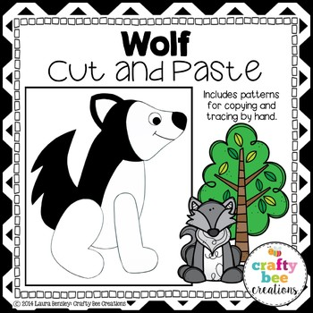 Wolf Cut and Paste