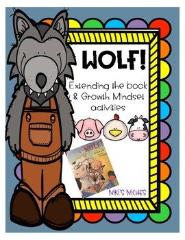 Wolf!  Extension Activities