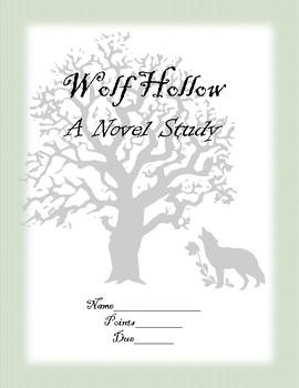 Wolf Hollow Novel Study