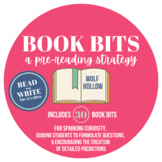 Wolf Hollow Pre-Reading Activity- Book Bits