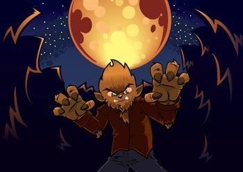 Wolf Man Poster