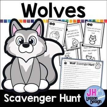 Wolf Scavenger Hunt