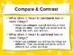 """Wolf"" - Treasures Reading - Compare & Contrast  - Third Grade"