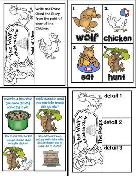 The Wolf's Chicken Stew (Story Companion)