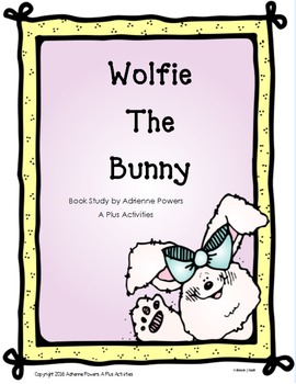 Wolfie the Bunny Book Companion