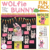 Wolfie the Bunny Fun Pack (EDITABLE)