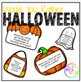 WOULD YOU RATHER ? // HALLOWEEN EDITION // FULL PACK //
