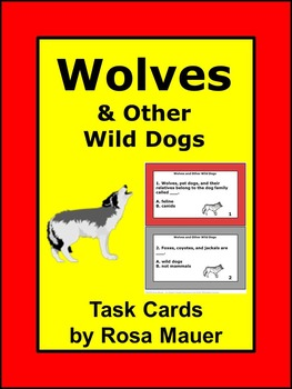 Wolves and Other Wild Dogs