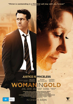 Woman In Gold movie questions