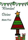Wombat Divine Activities
