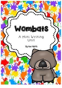 Wombat Mini Writing Unit
