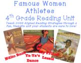 Women Athletes 4th Grade Reading Unit
