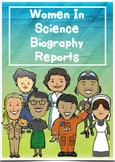 Women In Science  Biography Reports
