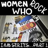 Women Who Rock: I Am Series