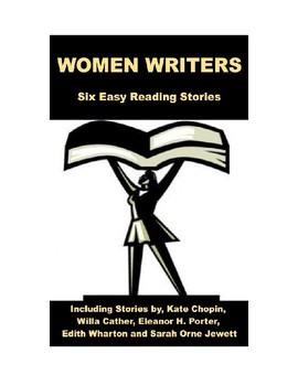 Women Writers - Six Easy Reading Stories