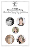 Women are Extraordinary: 29 Women Who've Made History [Wom