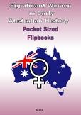 Women in Early Australian History - flipbook