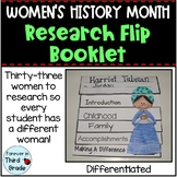 Women's History Month Research