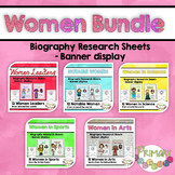 Women in History Big Bundle