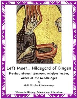 Women's History: Hildegard of Bingen(Middle Ages)