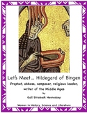 Women's History: Hildegard of Bingen(Middle Ages)